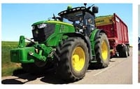 Heavy Duty Agricultural Tractors