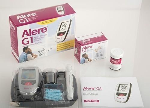 Alere G1 Portable Glucometer