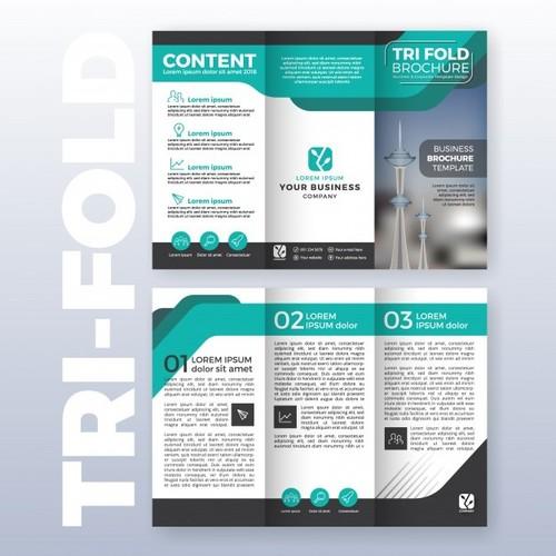 Business Tri Fold Brochure