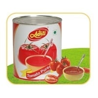 Canned Tomato Puree (Natural)