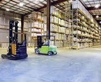 Commercial Goods Warehousing Services