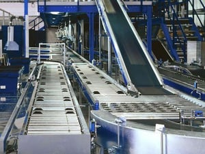Demanded Automated Conveyor System