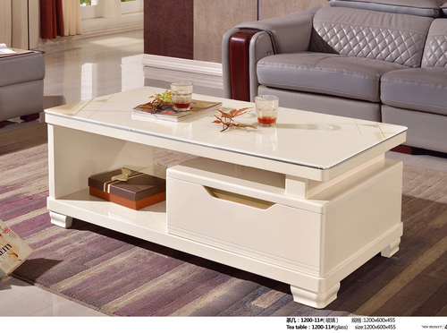 Designer Living Room Hdf Glossy Home Goods Coffee Table in Chengdu ...