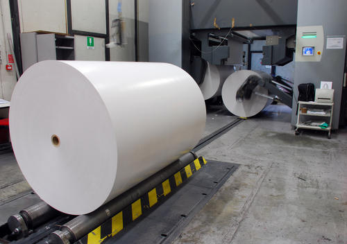 High Quality Poly Glassine Paper