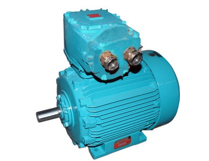 Flame Proof Ac Motor
