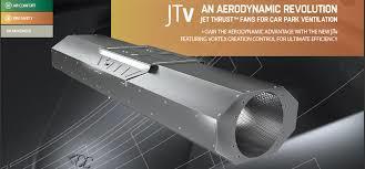 Low Profile Jet Fan