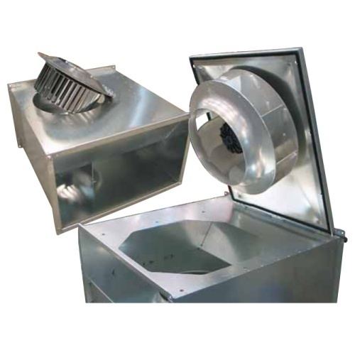 RKB 600 x 350 D3 Rectangular Duct Fans
