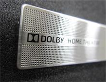 Speaker Network Name Plates for sound box