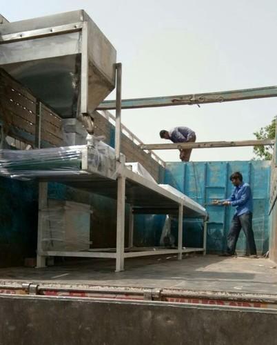 Heavy Duty Cashew Inspection Conveyor