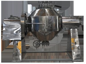Rotary Conical Vacuum Dryers