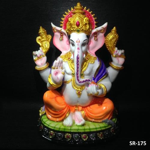 Chakra Ganesh Statue