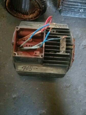 Quality Tested Induction Motor