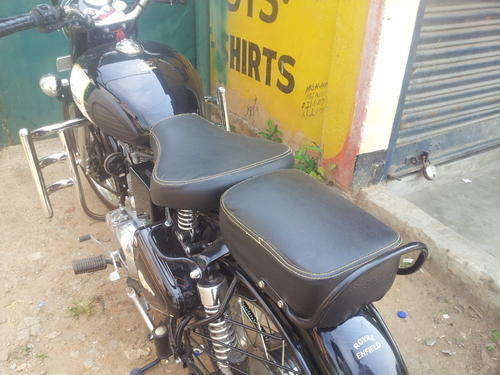 Stupendous Royal Enfield Seat Cover At Best Price In Guwahati Assam Evergreenethics Interior Chair Design Evergreenethicsorg