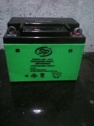 Durable Emergency Light Batteries