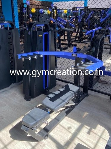 Heavy Duty Frame Domestic ABS Gym in  16-Sector - Rohini