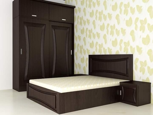 Manufacturer of Bedroom Furniture from Mumbai by SANA ...
