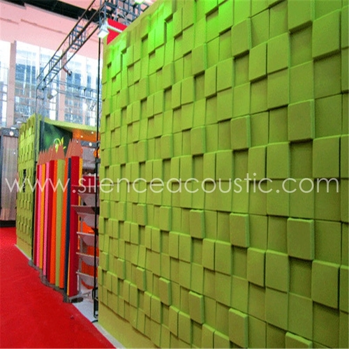 Sugar Cube 3D Panel
