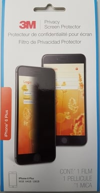 3M Mobile Privacy Screen Protector