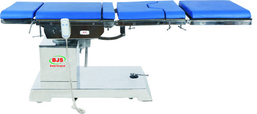 C-Arm Compatible Semi Electric Ot Table
