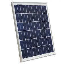 20w Solar Power Plant