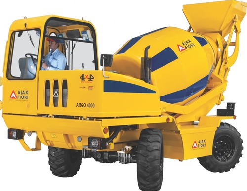 Ajax Fiori Concrete Mixer Manufacturers Amp Suppliers Dealers