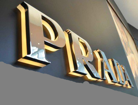 Customized 3d Perspex Led Signs