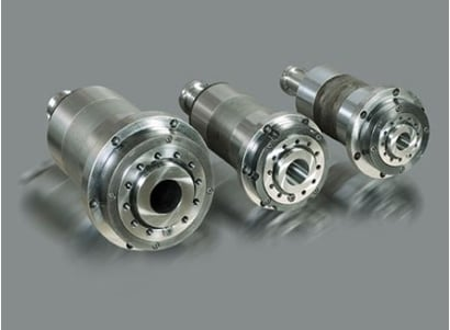 Vertical Highly Durable Lathe Spindles