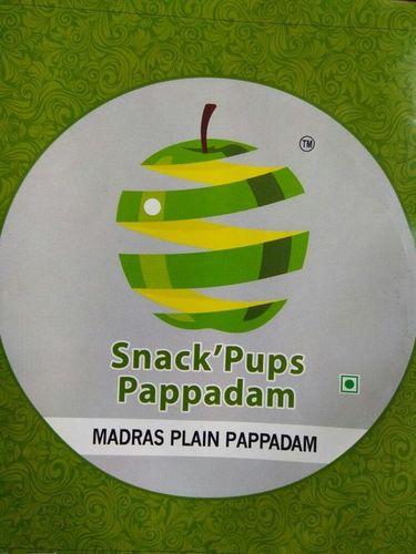 Snack'Pups Pappadam