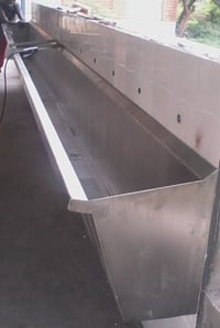 Commercial Kitchen Sink Wash Basin