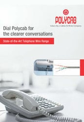 Polycab Flexible Telephone Wire