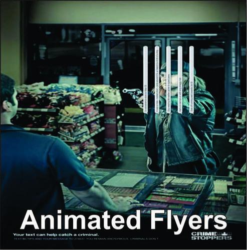 Animated Flyers