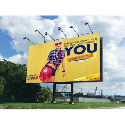 Outdoor Hoarding Advertising Services