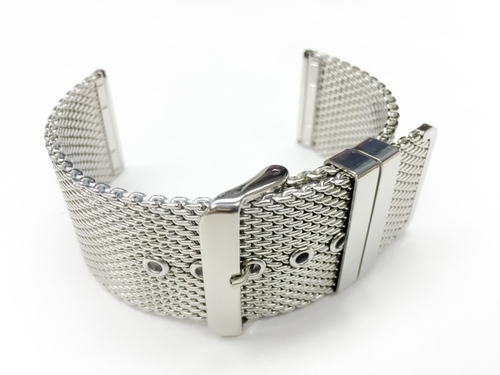 Stainless Steel Mesh Band For Watch