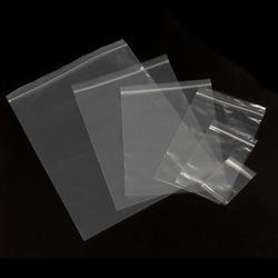Food Storage Plastic Zipper Bags In Ghaziabad Uttar Pradesh