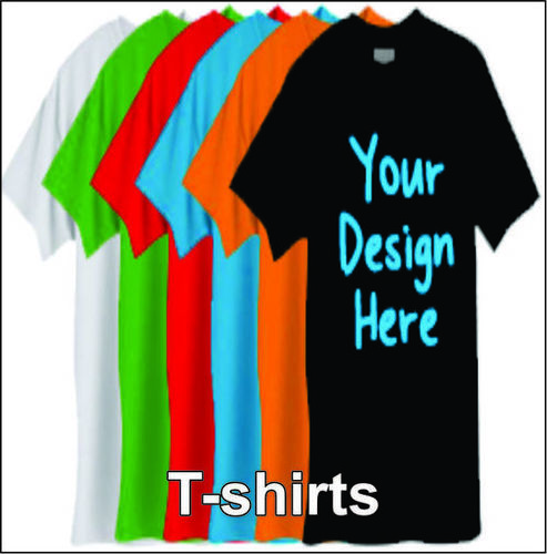Promotional Half Sleeves Men T-Shirt