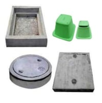 Poly Plastic Chamber Cover
