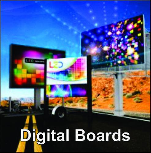 Advertising Digital Board