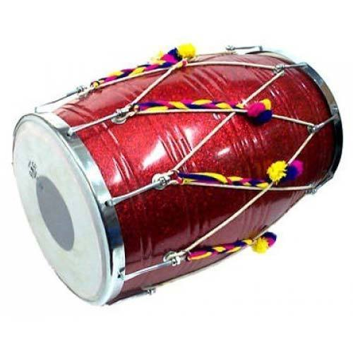 Highly Durable Bhangra Dhol Application: Wedding