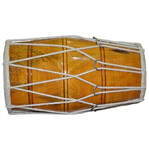 Rope Tuned Musical Dholak
