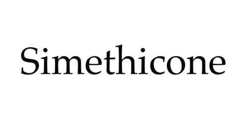 Simethicone