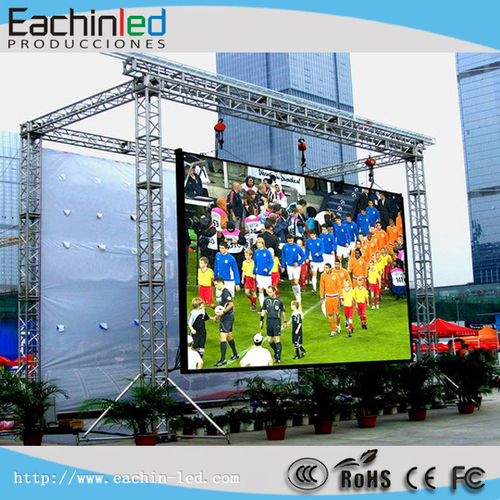 Ineteractive Outdoor Advertising Led Display