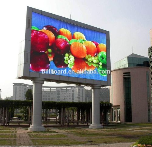 Unipole Hoarding Banner