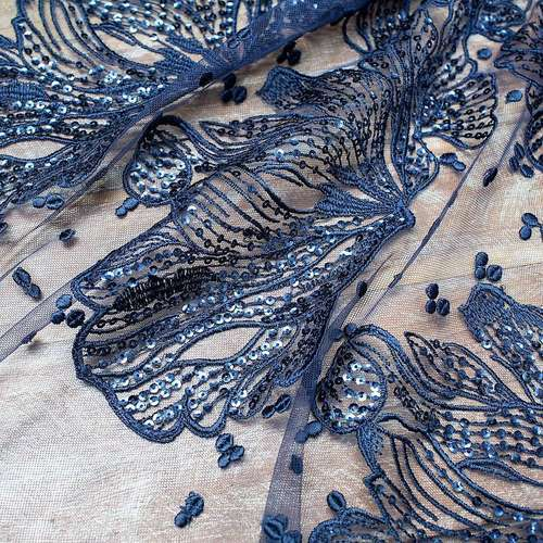 Embroidery And Lace Fabrics in  Vaishali