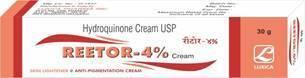 Hydroquinone Cream Usp Four Percent