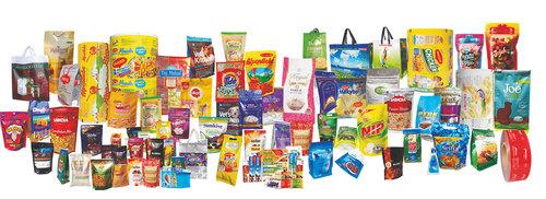 Food Packaging Banner