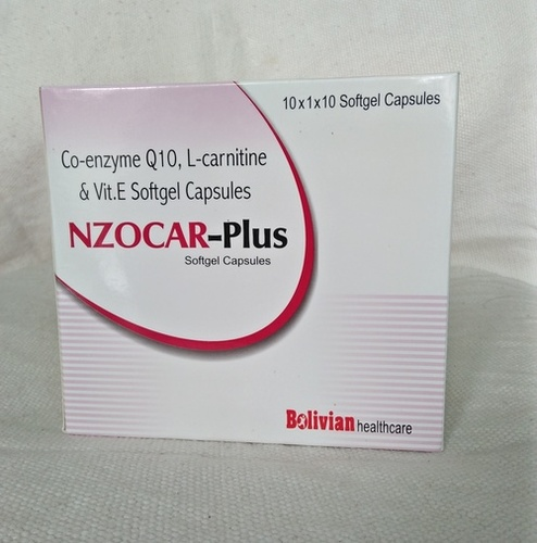 Nzocar - Plus Softgels Capsules