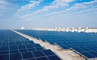 Solar PV Power Plant in  Thadagam Road