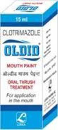 Clotrimazole Mouth Paint