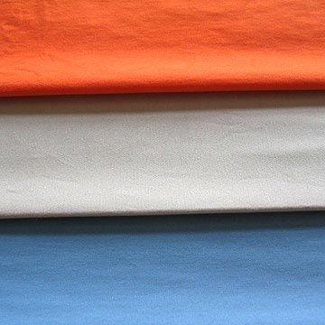 Multi Color Nylon Plain Fabric