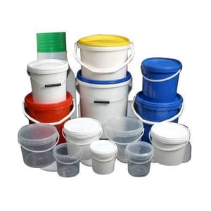 Approved Quality Plastic Pails